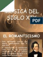 Presentacion Completa Musica Siglo XIX