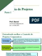 Gerencia de Projetos - Parte 1