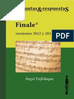 Preguntas y Respuestas Finale Versiones 2012 y 2011