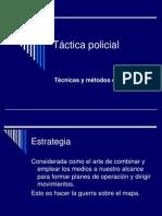 Táctica Policial