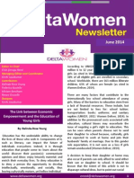 Deltawomen Newsletter Issue 14