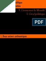 5.Gouverner Le Monde