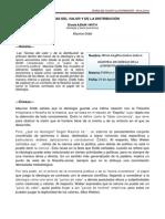 ENSAYO_Teoria Del Valor y La Distribucion