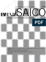 Modelo Sistemico en Servicios Sociales. Revista Mosaico
