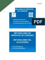 Glucogenólisis