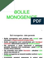 Curs 10 Mg Boli Monogenice