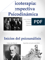 2) Exposición Psicoterapia Psicodinamica