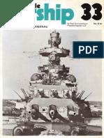 Warship Profile 33 Scharnhorst and Gneisenau