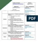 week 18 18 algebra iii