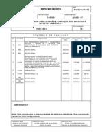 7Q 3900 Q 2PR1003 Critérios Impacto Ambiental