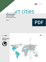 Indra Encuesta Smart Cities 2014