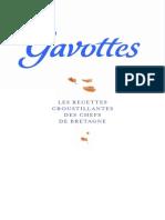 Les Recettes Croustillantes Des Chefs de Bretagne