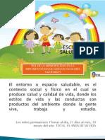 ESCUELAS SALUDABLES 2012.pptx