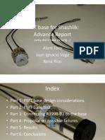 PMT Base for Shashlik