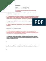 Exercicios de Sistemas Distribuidos Cap1