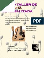 Curso Taller Guitarra Improvisación - Copia