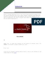 Linux Basic Command on Backtrack 5 R3