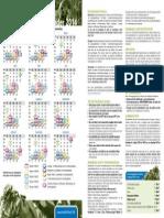 Afvalkalender Montferland 2014
