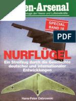 Waffen Arsenal - Special Band 18 - Nurflügel