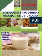 Tecnologias Domesticas - Emprendedores Por Mexico