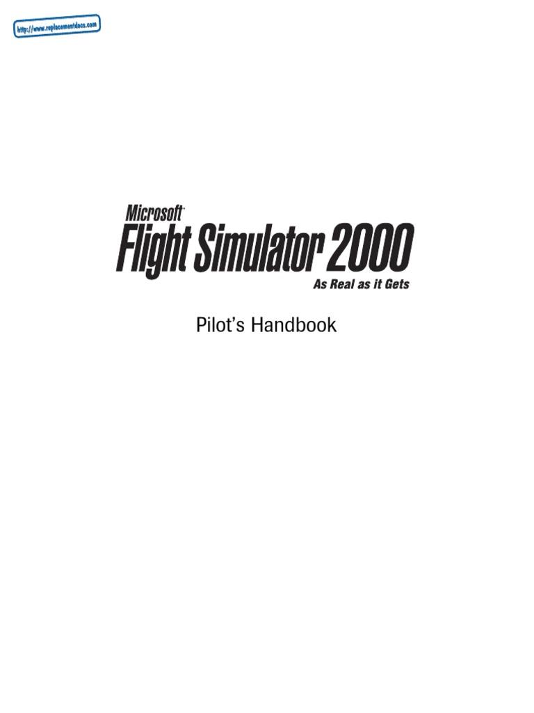 Microsoft Flight Simulator 2000 Manual | Display Resolution