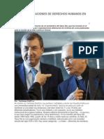 Abusos y Violaciones de Derechos Humanos en El Opus Dei