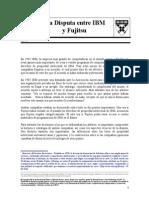 072 IBM-Fujitsu Dispute