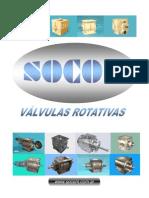 Válvula Rotativas SOCOM