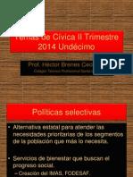 Presentacion II Trimestre 2014