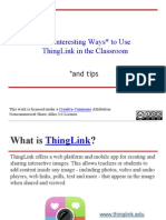 thinglinkintheclassroom