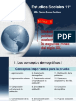 Tema 5. Dinámica de La Población Costarricense