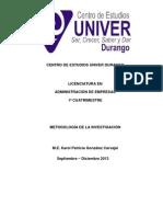 Metodologia de La Investigación 14-1