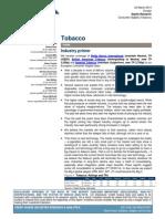 Tobacco Primer - C S