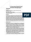 A Model for Determining Retail Product Category Assortment and Sh