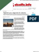 16-08-14 Siguiente paso, migración de contratos