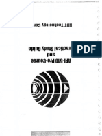 API 510 Pre-course Guide