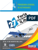 Programa FUL 2014