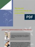 Teorías Del Comportamiento Del Consumidor (1)