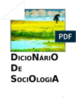 5023019 Dicionario de Sociologia