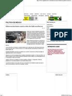 19-08-14 Edurecerán leyes contra robo de hidrocarburos.