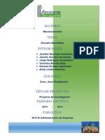 Proyecto Final Macroeconomia