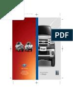 Ford Ranger 2012 Manual