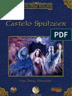 [Traduzido] Ad&d Aventura - Forgotten Realms - Castelo Spulzeer (Lvl 8-12)