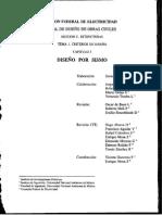 Manual de Diseño Por Sismo CFE Mexico 1993