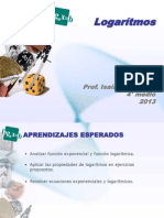Logaritmos 4 Def. y Func. PPTminimizer