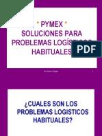Soluciones Para Problemas Logísticos Habituales - Cristina Zapata