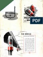 Philips Miniwatt Vacuum-Tube Catalog 1938
