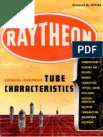Raytheon Tubes