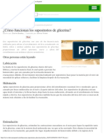 ¿Cómo Funcionan Los Supositorios de Glicerina_ _ EHow en Español