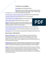 Science Resources in Spanish
